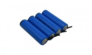 rechargeable lithium-ion batteries ICR14500 800mAh 3.7v