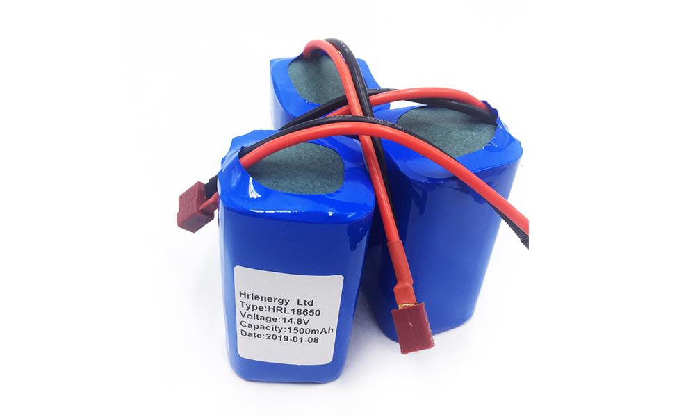 OEM China Lithium Battery 18650 2500 3.7v - where to buy lithium ion battery pack18650 1500mAh 14.8v fory toy – Hrlenergy