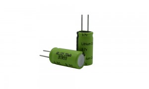 factory low price Lithium Battery 18650 - Lithium Capacitors batteries hrl1325 3.7v 250mah for toy car – Hrlenergy