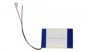 Lithium Rechargeable Battery manufacturer in china HRL 3269110 3.7V 11.1wh 3000mAh