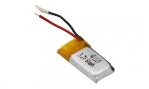 Smallest 3.7 V Bluetooth Headset Lithium Polymer Battery 401120 3.7V Lipo Battery