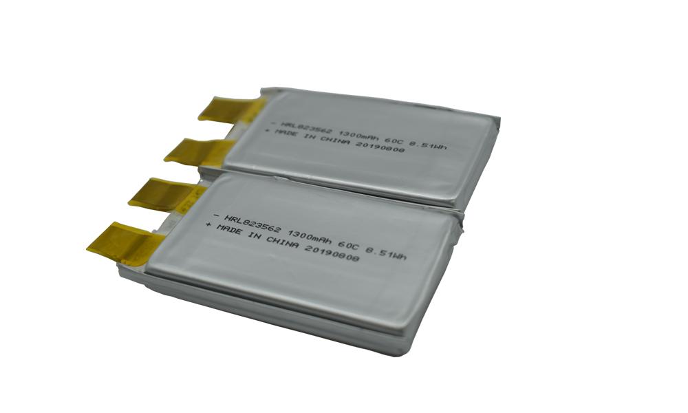 Factory For Lifepo4 Battery Pack 12.8v - 1300mAh 60C 2S LiPo Battery Pack hrl626080 – Hrlenergy