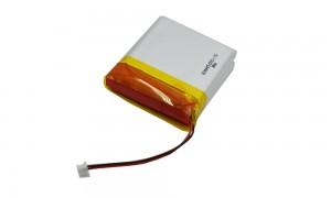 China manufacturer lithium ion batteries 3.7v 1600mah packs