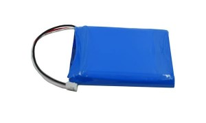 The correct statement about the life of polymer lithium battery