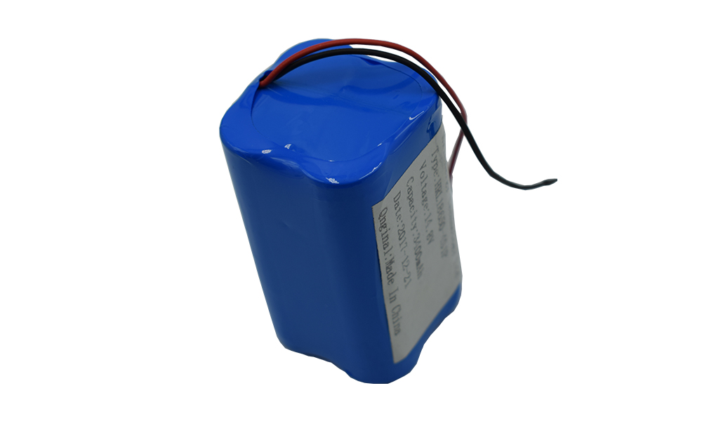 Newly Arrival1500mah Lithium Ion Battery - cr123a lithium batteries HRL18650 3400mah 14.8v battery pack – Hrlenergy