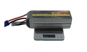 HRL8248143 22.2v 5S 40C 5200mah  Lipo Battery Rc Battery