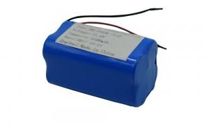 cr123a lithium batteries Samsung18650 3400mah 14.8v battery pack