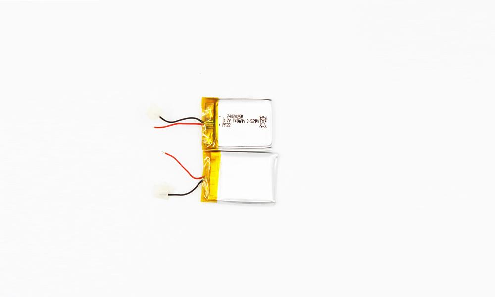 Reasonable price Lipo 14.8v 10000mah - Rechargeable small lithium polymer HRL402025 3.7V 140mah – Hrlenergy