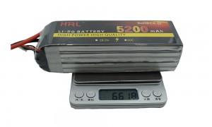 HRL8248143 18.5v 5S 35C 5200mah  Lipo Battery Rc Battery