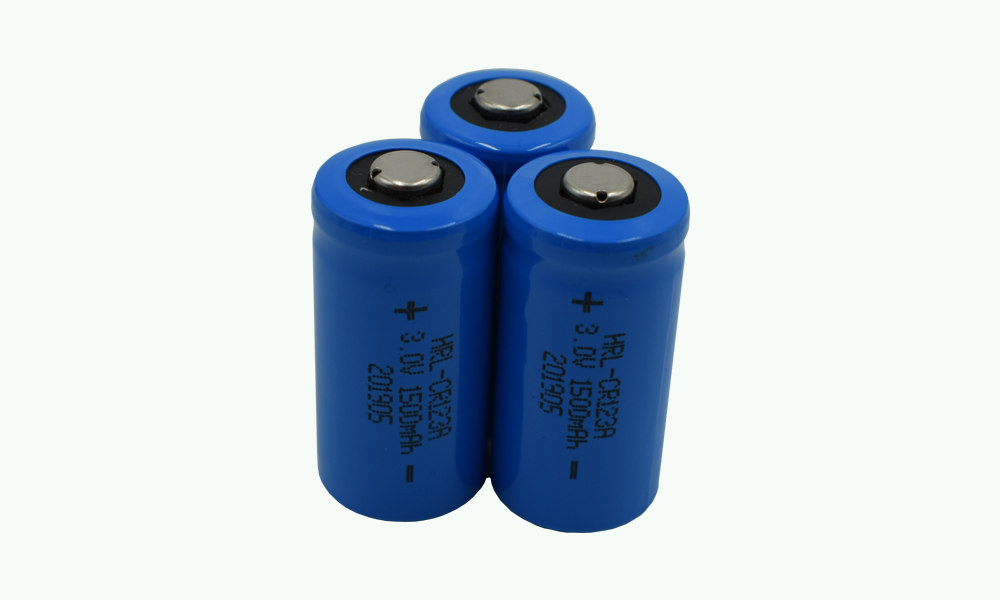 Factory source Lifepo4 Battery Cell 6.4v 3000mah - 3V LiMnO2 Lithium battery CR123A – Hrlenergy