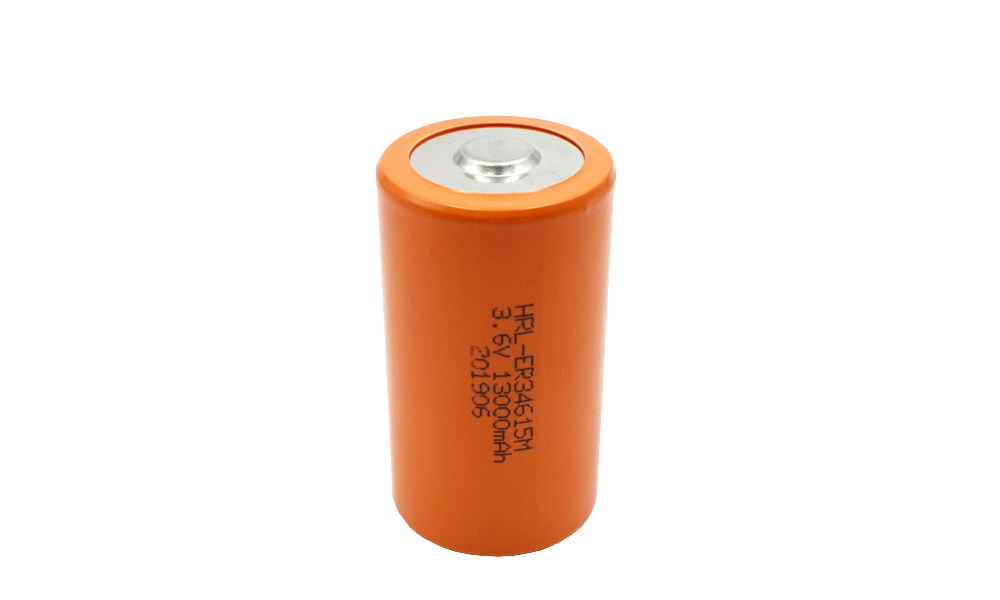 Free sample for 12.8v 27ah - Hot Selling Li-SOCl2 ER34615M D size 3.6V 13000mAH Lithium Ion Battery – Hrlenergy