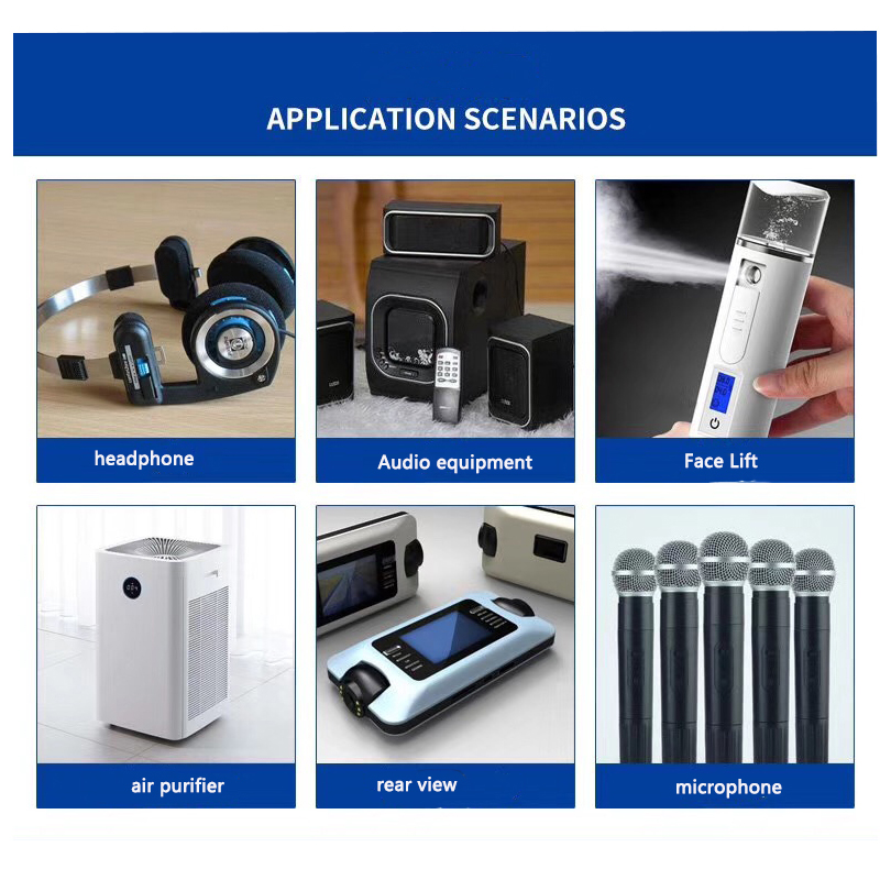 air purifier appcation