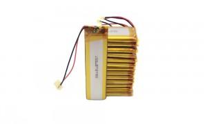 polymer battery HRL503480 Li-Ion 2000mAH, 3.7v