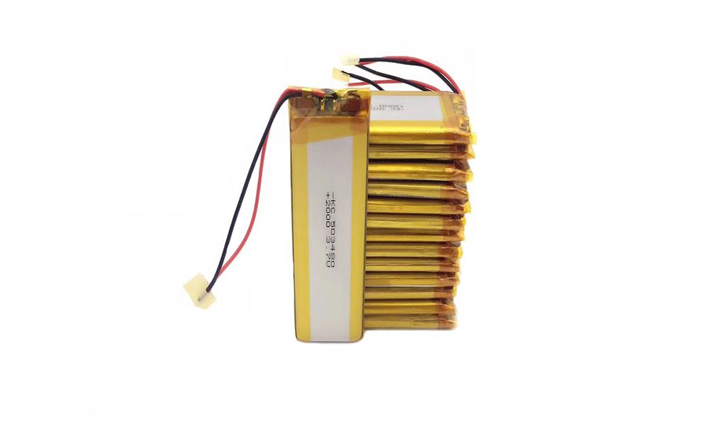 Ordinary Discount 18650 Battery Alternative - polymer battery HRL503480 Li-Ion 2000mAH, 3.7v – Hrlenergy