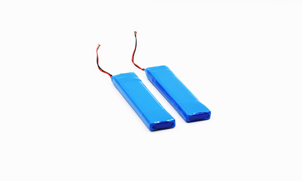 Cheapest Factory 1300mah Rc Battery - HRL351772 400MAH 7.4V polymer battery pack with ROHS REACH certificates – Hrlenergy
