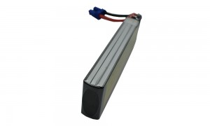 Custom High C Rate 3s 3300mah lithium polymer battery pack for Helicopter
