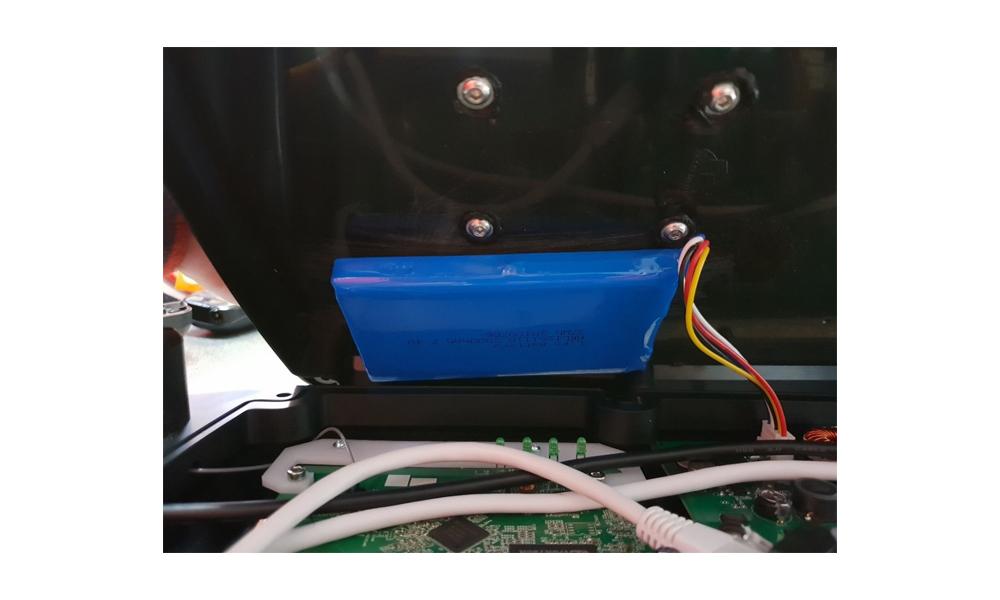 hrl lithium battery packs 7.4v 5Ah